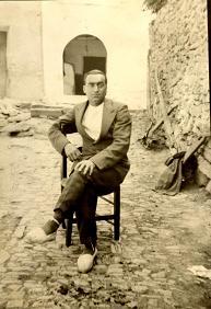 45. El abuelo Ángel Gil Vega. O yayo Ángel Gil Vega