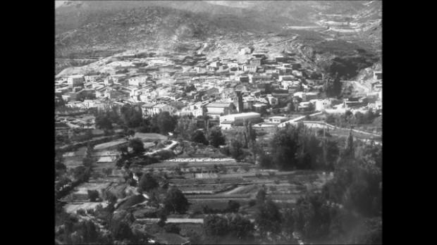Vista de Trasobares. Ambiesta de Trasobars
