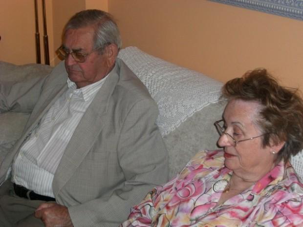 Manuel Pérez Pérez y Angelines Gil Urbano, padres de Miguel Ángel Pérez. Manuel Pérez Pérez y Angelines Gil Urbanos pais de Migalánchel Pérez