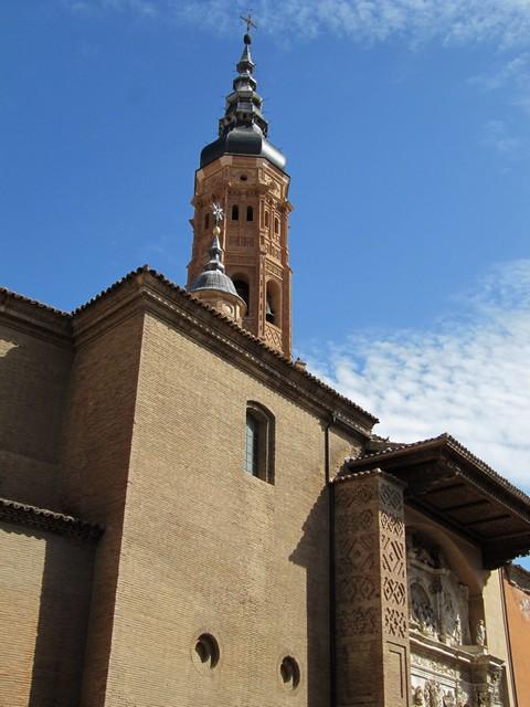 Iglesia de Santa María la Mayor.- Ilesia de Santa María la Mayor